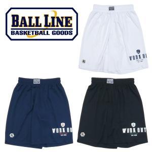 BALL LINE-ボールライン ベーシックバギーパンツ/プラクティスパンツ ON THE COURT-オンザコート バスケットウェア/プラパン/バスパン|sportskym