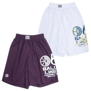 BALL LINE-ボールライン ベーシックバギーパンツ/プラクティスパンツ ON THE COURT-オンザコート バスケットウェア/プラパン/バスパン sportskym