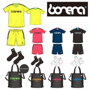 bonera-ボネーラ プラクティス4点セット フットサルウェア/サッカーウェア|sportskym