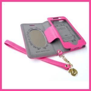 iPhone5/5S/5C対応 手帳型スマホケース/スマホカバー 携帯電話グッズ/携帯アクセサリー|sportskym|04