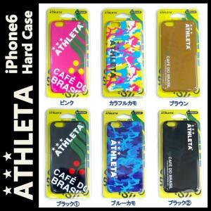 iPhone6専用 スマホケース/ハードケース ATHLETA-アスレタ フットサルウェア/サッカーウェア|sportskym