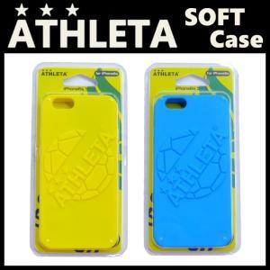iPhone6/6S用 シリコンケース/スマホケース ATHLETA-アスレタ フットサルウェア/サッカーウェア|sportskym