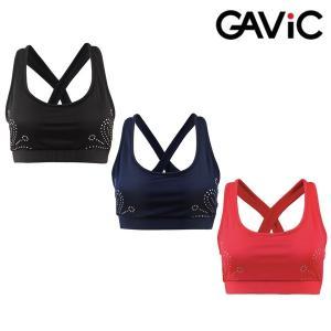 GAVIC-ガビック LADY'S/女性用 バックホールブラトップ/ブラトップ/取り外し可能なカップ付き スポーツウェア/トレーニングウェア|sportskym