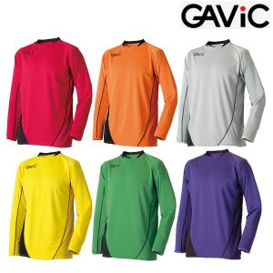 GAVIC-ガビック ジュニア/子供 キーパートップス/ゴールキーパーシャツ/GK フットサルウェア/サッカーウェア sportskym