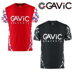 GAVIC-ガビック 昇華プラクティストップ/プラクティスシャツ/昇華プラシャツ クロスステッチ フットサルウェア/サッカーウェア|sportskym
