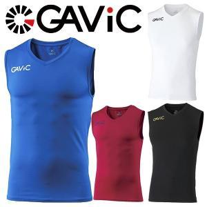 GAVIC-ガビック ノースリーブ ストレッチインナートップ/インナーシャツ/アンダーシャツ フットサルウェア/サッカーウェア|sportskym