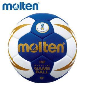 molten-モルテン ヌエバX5000 ブルー×ホワイト 2号球 国際公認球 ハンドボール用品|sportskym