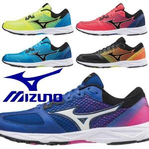 ミズノ ジュニア ランニングシューズ スピードスタッズ 2 運動靴 MIZUNO