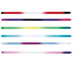 SASAKI-ササキ ハイピッチグラデーションリボン 長さ5m 新体操リボン/新体操用品|sportskym