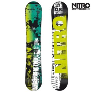 最終値引き激安SALE SWINDLE 152 ZEROキャンバー NITRO-ナイトロ 10/11 スノーボード/板 sportskym