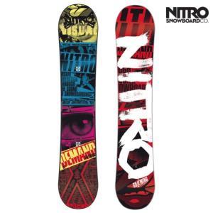 激安SALE DEMAND 152 GULLWINGキャンバー NITRO-ナイトロ 10/11 スノーボード/板 sportskym