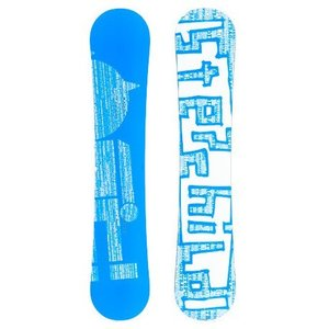 DIRTBAG 153 ZERO CAMBER STEPCHILD-ステップチャイルド 12/13 スノーボード用品/板 sportskym