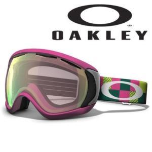 最終値引き CANOPY Pink Digi-Camo/VR50 Pink Iridium OAKLEY-オークリー 12/13 スノーボード/ゴーグル sportskym