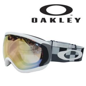 2013NEWモデル CANOPY White Digi-Camo/VR50 Pink Iridium OAKLEY-オークリー 12/13 スノーボード/ゴーグル sportskym