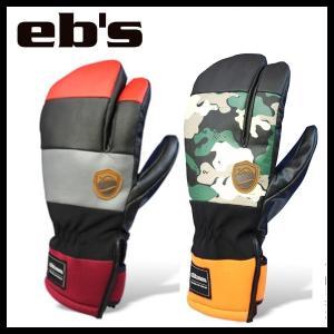eb's-エビス HARUSAKI-TRIGGER SNOWBOARD GLOVES 2015-2016 スノーボード用品/グローブ/手袋 sportskym