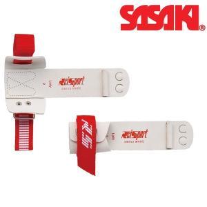 【SASAKI-ササキ】 スイス製 プロテクター レディース用 2ツ穴 【体操グッズ/体操用品】  ...