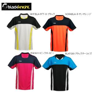 blackknight-ブラックナイト 男女兼用/UNISEX ゲームシャツ/ゲームウェア バドミントンウェア/バドウェア|sportskym