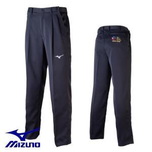 MIZUNO-ミズノ メンズ レフェリーパンツ/審判服 バレーボールウェア/バレーウェア|sportskym