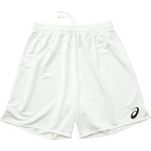 asics-アシックス ゲームパンツ ホワイト サッカー、フットサル/ウェア|sportskym