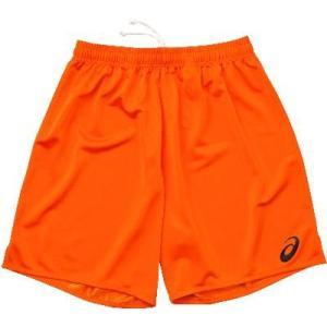 asics-アシックス ゲームパンツ オレンジ サッカー、フットサル/ウェア|sportskym