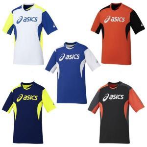 激安SALE 半袖プラクティスシャツ/プラシャツ asics-アシックス サッカーウェア/フットサルウェア SALE/セール|sportskym
