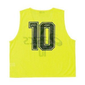 asics-アシックス ジュニア 番号入りメッシュビブス 10枚セット(2番〜11番) サッカーウェア/フットサルウェア sportskym 02