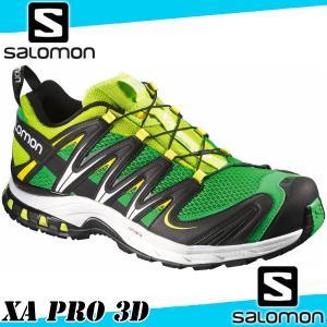 SALE送料無料 SALOMON サロモン トレラン シューズ XA PRO 3D L37592500
