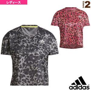 FAST PRIMEBLUE SHORT SLEEVE TEE W/ファスト PRIMEBLUE グラフィック Tシャツ/レディース(25247)|sportsplaza