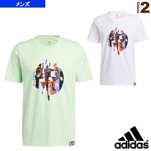 アディダス ウェア(メンズ/ユニ)  HARDEN ABSTRACT Tシャツ/ハーデン アブストラクト Tシャツ/メンズ(25867)|sportsplaza