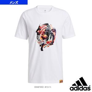 アディダス バスケットボールウェア(メンズ/ユニ)  ROSE ABSTRACT Tシャツ/ローズ アブストラクト Tシャツ/メンズ(25874)|sportsplaza