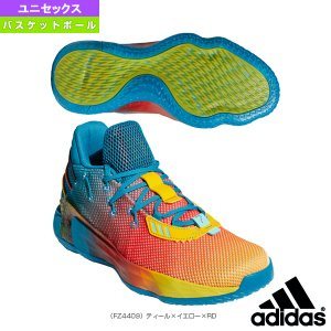 アディダス バスケットボールシューズ  Dame 7/デイム 7/ユニセックス(FZ4409)|sportsplaza