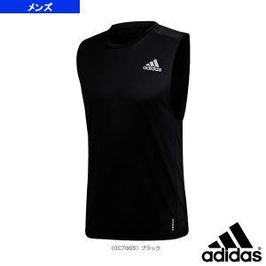 アディダス   OWN THE RUN SLEEVELESS TEE M/オウン ザ ラン ノースリーブ Tシャツ/メンズ(IPF31)|sportsplaza