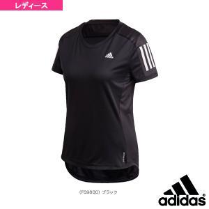 アディダス ランニングウェア(レディース)  OWN THE RUN TEE W/オウン ザ ラン 半袖Tシャツ/レディース(IPF44)|sportsplaza