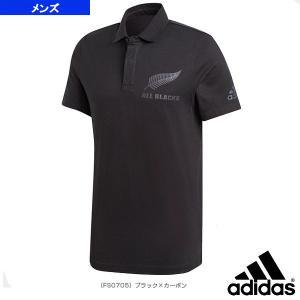 アディダス ラグビーウェア(メンズ/ユニ)  オールブラックス サポーター ポロ/メンズ(IRJ39)|sportsplaza
