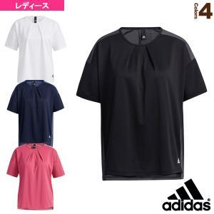 アディダス オールスポーツウェア(レディース)  マストハブ TERO Tシャツ/レディース(JKO31)|sportsplaza