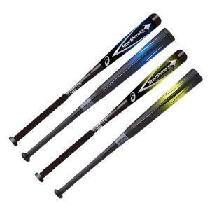 アシックス 軟式野球バット  STAR SHINE 2nd/スターシャイン2nd/ジュニア軟式用FRP製バット(3124A030)|sportsplaza|02