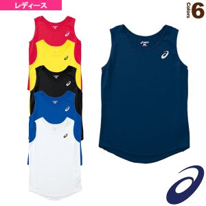 アシックス 陸上ウェア(レディース)  ランニングシャツ/レディース(XT2034)|sportsplaza