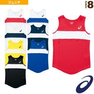 アシックス 陸上ウェア(レディース) ランニングシャツ/ガールズ(XT2035)|sportsplaza