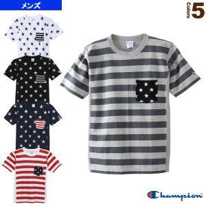 チャンピオン ウェア(メンズ/ユニ)  REVERSE WEAVE T-SHIRT/リバースウィーブ Tシャツ/メンズ(C3-F310) sportsplaza