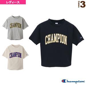 チャンピオン   S/S CREW NECK SWEATSHIRT/半袖クルーネックスウェットシャツ/レディース(CW-P011) sportsplaza