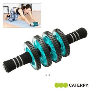 CATERPY フィットネストレーニング用品  4WHEEL ABローラー/4 WHEEL AB ROLLER(CF-001) sportsplaza