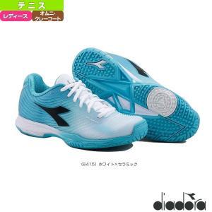 ディアドラ テニスシューズ  SPEED COMPETITION 4 W SG/スピードコンペティシ...