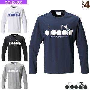 ディアドラ テニス・バドミントンウェア(メンズ/ユニ)  5ball pack/multi ロングスリーブトップ/ユニセックス(DSW9566)|sportsplaza