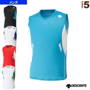 デサント 陸上ウェア(メンズ/ユニ)  ランニングシャツ/メンズ(DRN-4700)|sportsplaza