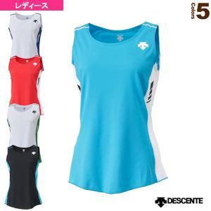 デサント 陸上ウェア(レディース)  ランニングシャツ/レディース(DRN-4721W)|sportsplaza