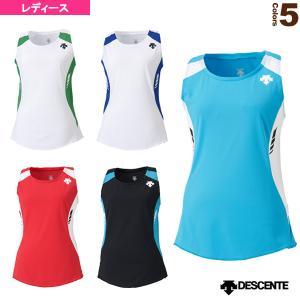 デサント 陸上ウェア(レディース)  ランニングシャツ/レディース(DRN-4722W)|sportsplaza