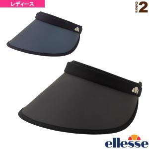 エレッセ テニスアクセサリ・小物  UVクリップバイザー/UV Clip Visor/レディース(E...