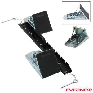 エバニュー 陸上設備・備品  平行連結式スタブロ M-H/持ち手付(EGA020)|sportsplaza