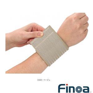 フィノア(Finoa) オールスポーツサポーターケア商品  サポートラップ リスト/手首用バンデージタイプ・サポーター(322)|sportsplaza