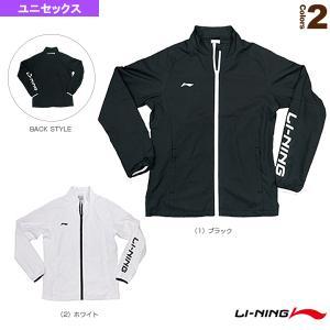 リーニン テニス・バドミントンウェア(メンズ/ユニ)  ウォームアップジャケット/ユニセックス(AYYQ035)|sportsplaza
